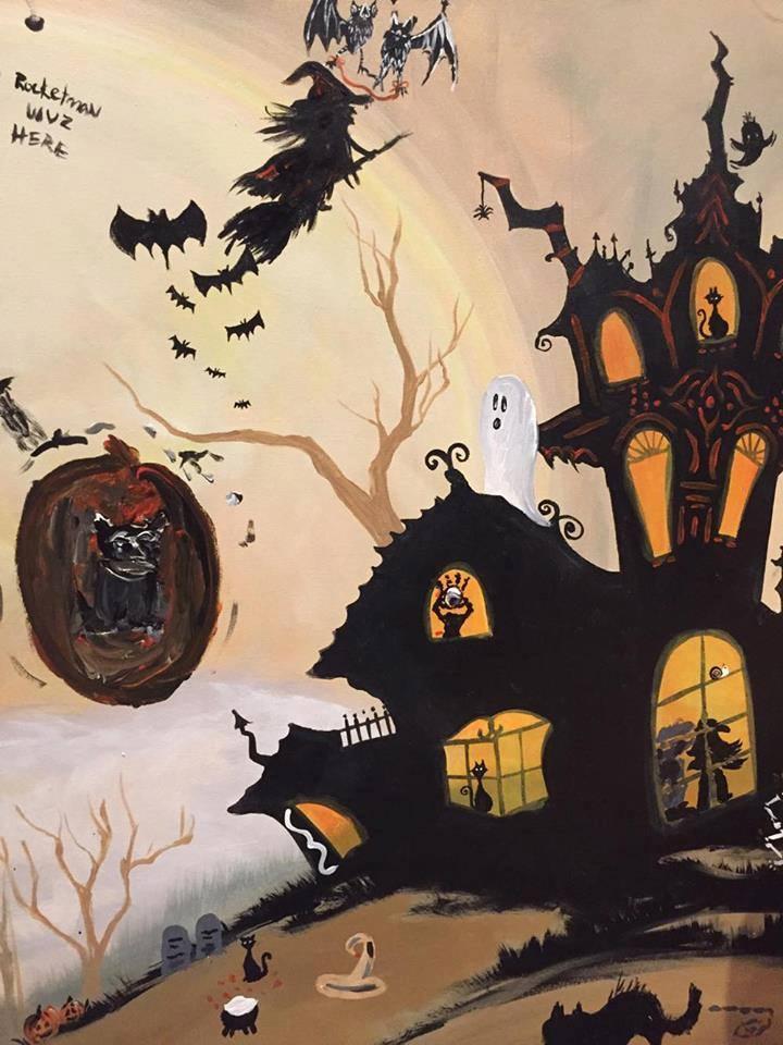 Halloween Art Contest Ideas